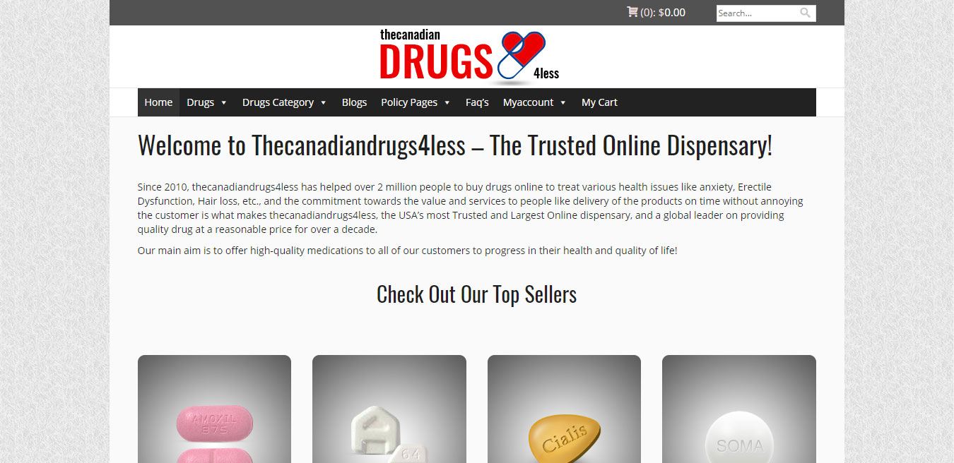 thecanadiandrugs4less banner